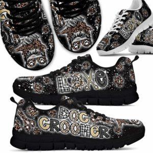 SS-U-Job-LoveLeopSkulSpraPain-Dgrm-0 @ Dog Groomer Love Leopard Skull Spray Paint-Dog Groomer Leopard Bleached Sneakers Shoes