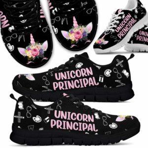 SS-U-Job-Vy1UnicSchoTool-T8-0 @ Principal Unicorn School Tools-Principal Unicorn Principal Pink Sneakers Shoes