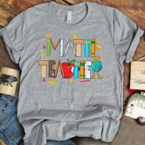 TS-U-Job-ToolAppl-T5-210910VY10 @ Math Teacher Tools Apple-Math Teacher Math Teacher Tools T-Shirt